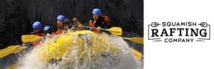 Squamish Rafting Company Banner