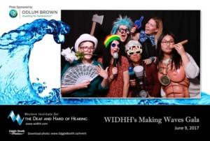 WIDHH Making Waves Gala 2017