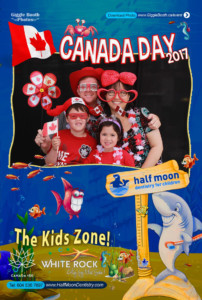 White Rock Canada Day 2017