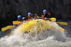 Squamish Raft