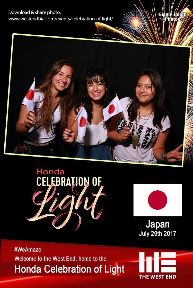 Honda Celebration of Light-July29
