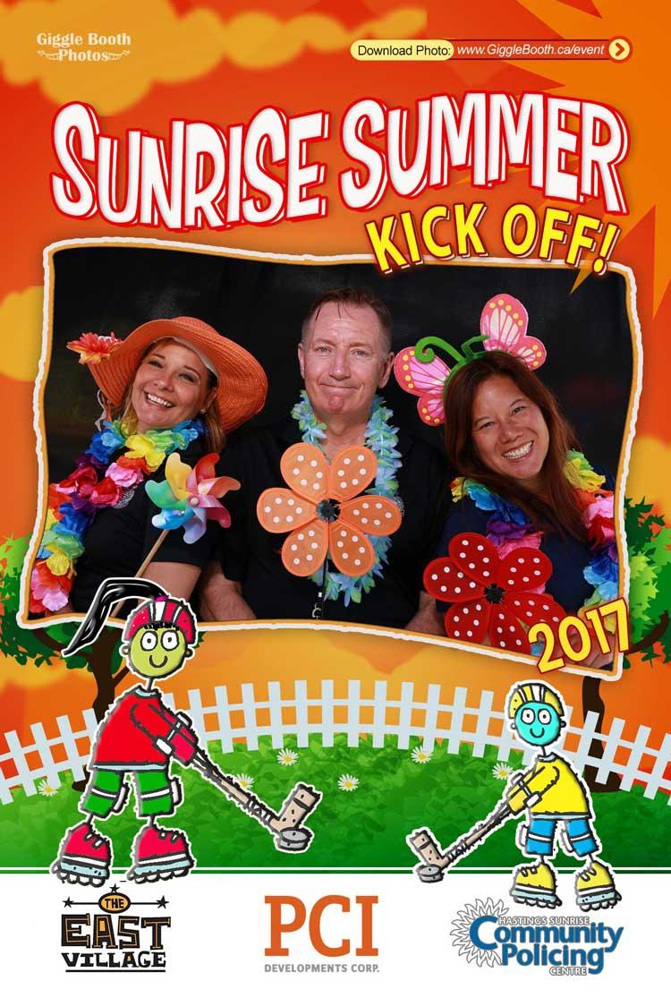The East Village - Sunrise Summer Kick Off 2017