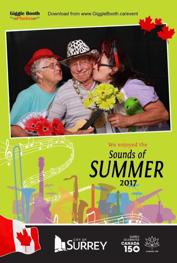City of Surrey Sounds of Summer 2017