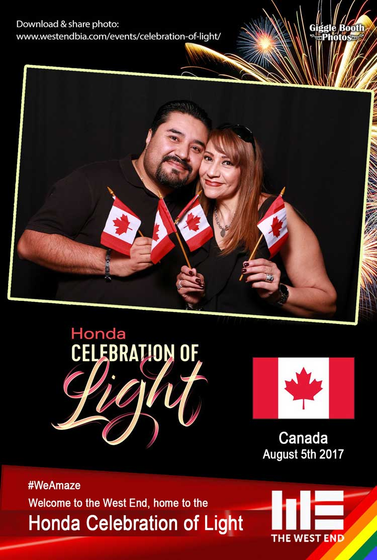 Honda Celebration of Light 2017 - West End BIA