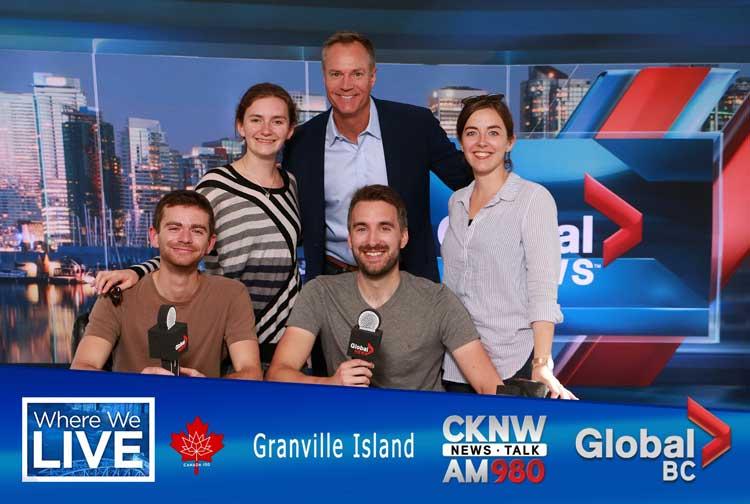 Global BC Where We Live Granville Island