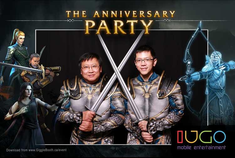 IUGO Anniversary Party 2017