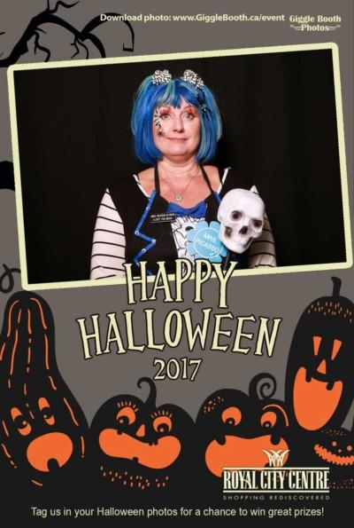 Royal City Centre Halloween 2017