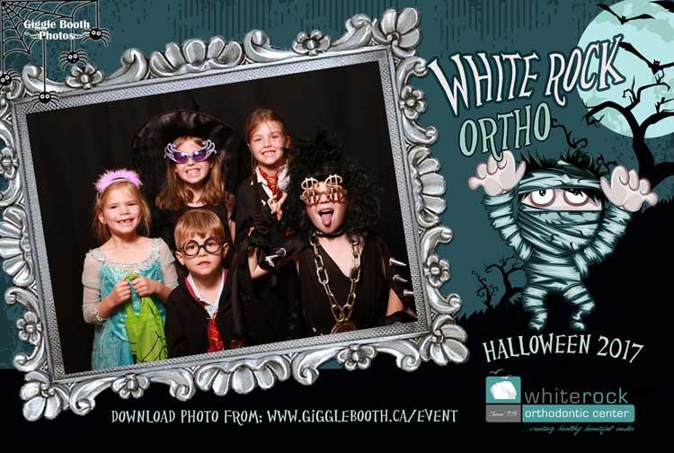 White Rock Orthodontic - Halloween - 2017