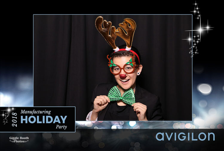 Avigilon - Manufacturing Holiday Party 2018