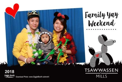 Tsawwassen Mills Family Day 2018