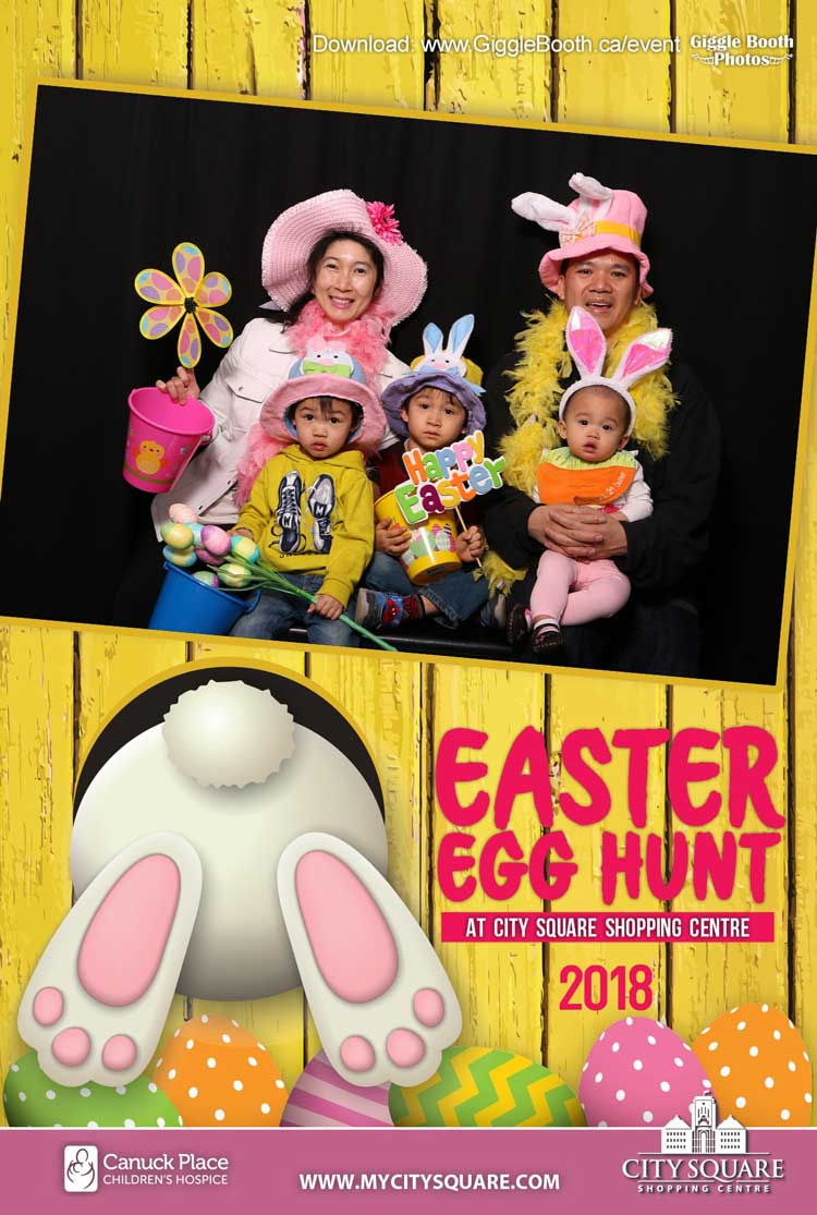 City Square Easter 2018