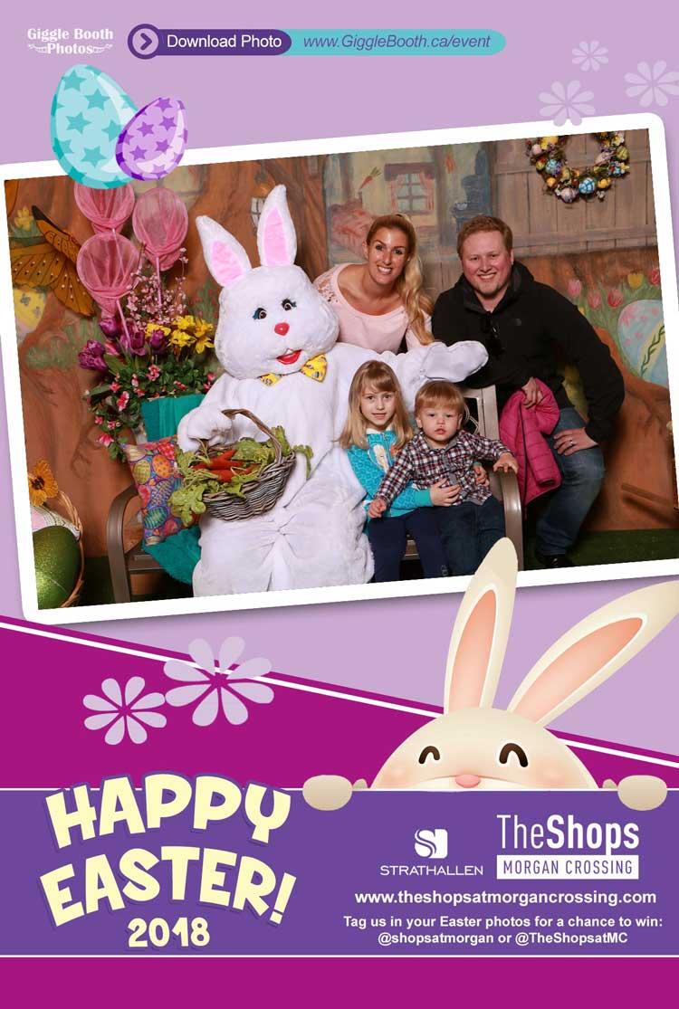 The Shops at Morgan Crossing Easter 2018
