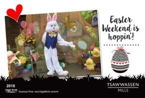 Tsawwassen Mills Easter - 2018