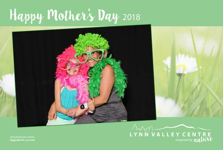 Lynn Valley Centre - Mother's Day - May 2018