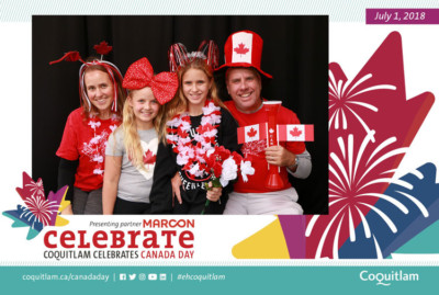 Coquitlam Canada-Day-2018