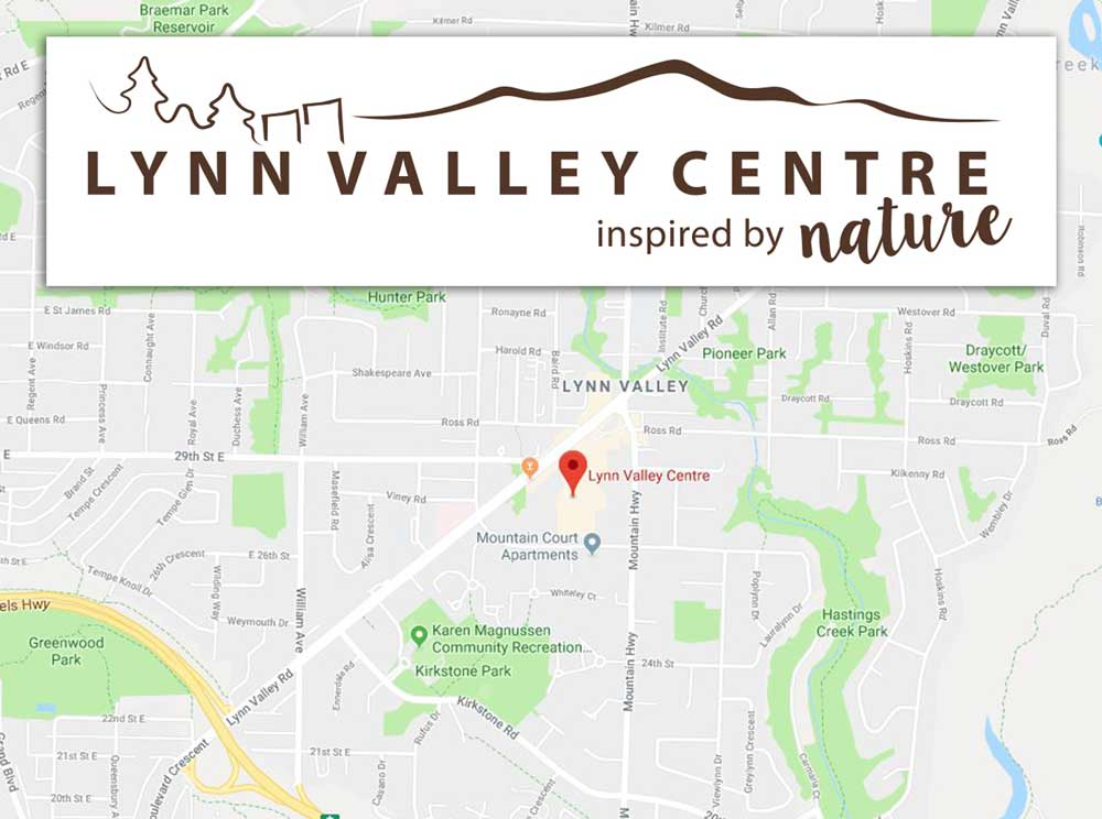 Lynn Valley Centre Logo