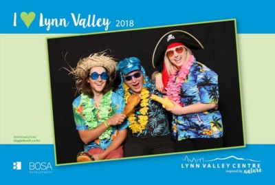 Lynn Valley Centre at Lynn Valley Days 2018