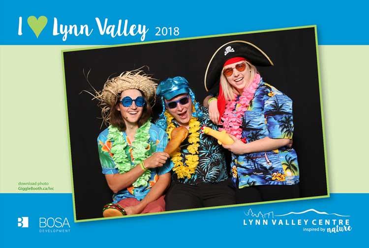 Lynn Valley Centre at Lynn Valley Days 2018