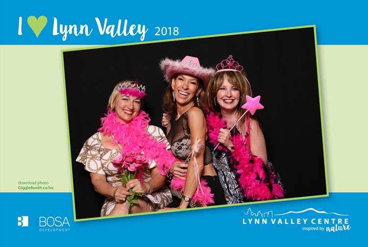 Lynn Valley Centre at Lynn Valley Days Gala 2018