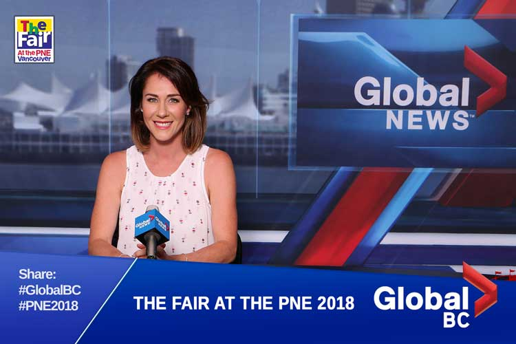 The Fair at the PNE 2018 with Global BC