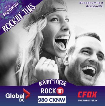 Global BC Skookam Festival 2018