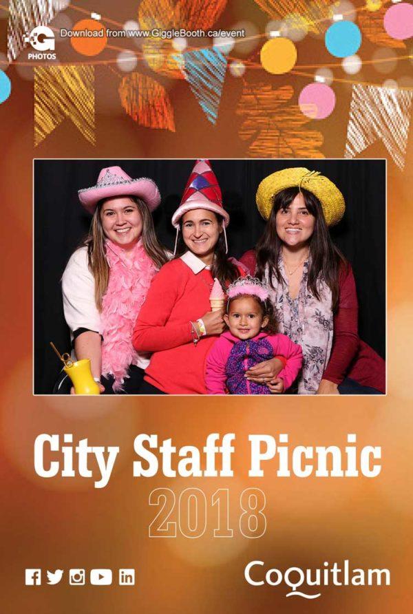 City Coquitlam Staff Picnic 2018