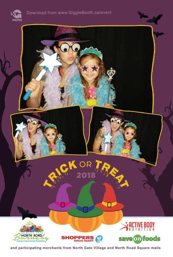 North Road Burnaby Halloween 2018