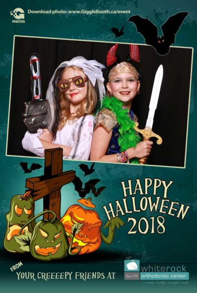 Whiterock Orthodontic Halloween 2018