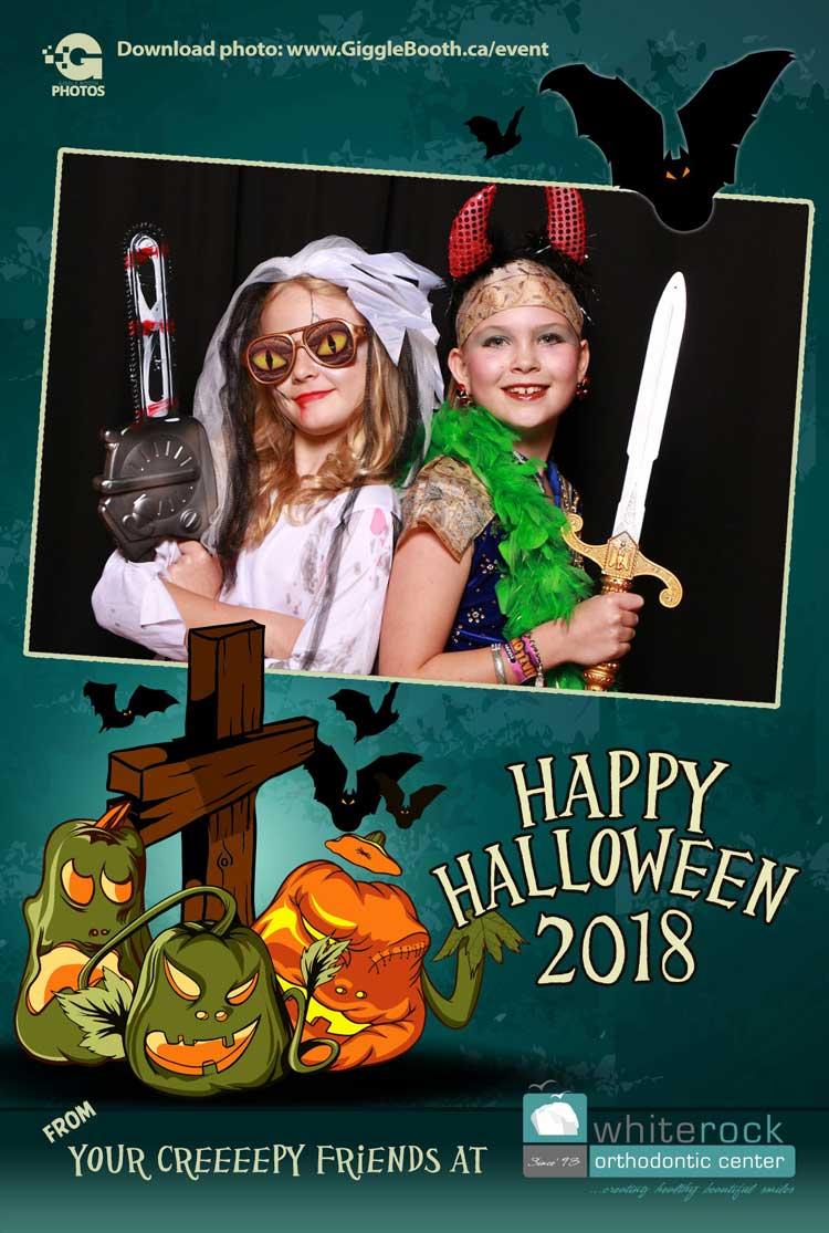 Whiterock Orthodontic Halloween 2018