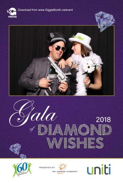 Semiahmoo House Diamond Wishes Gala 2018