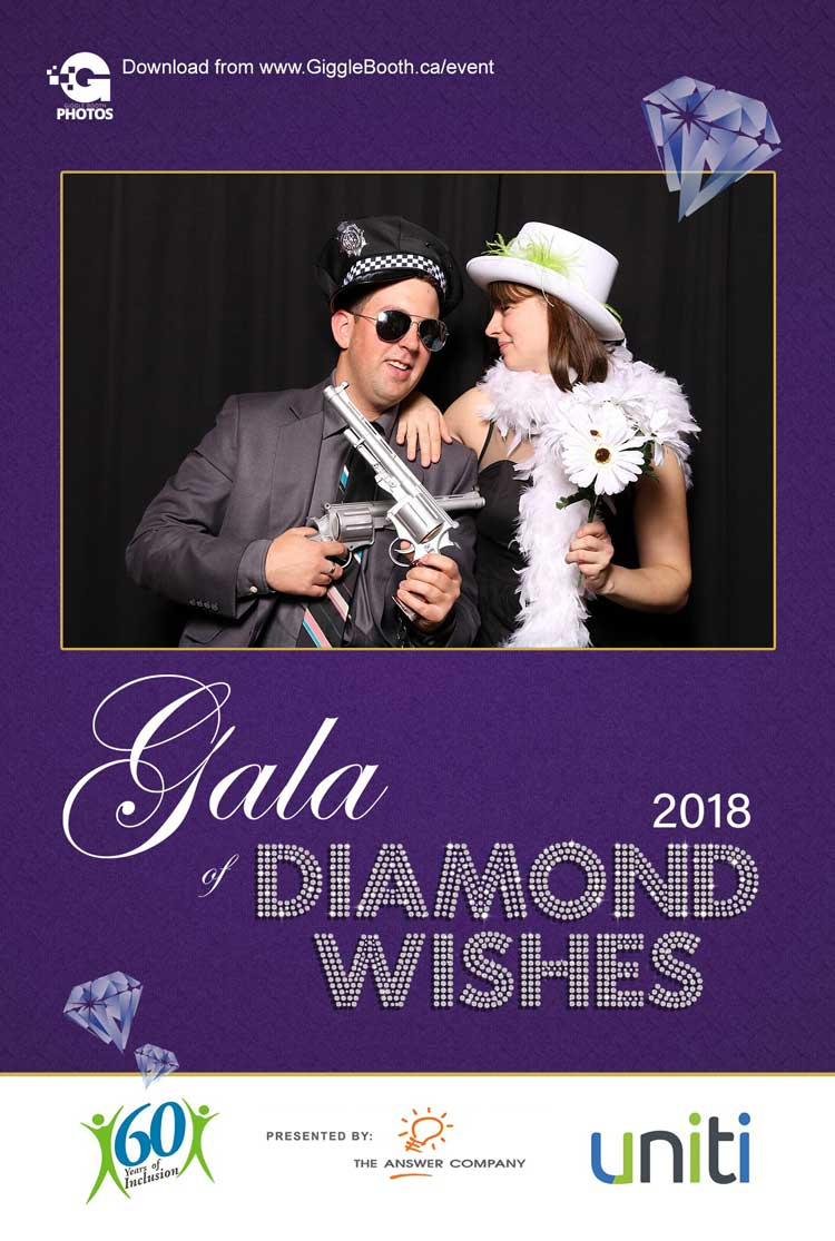 Semiahmoo House Diamond Wishes Gala 2018