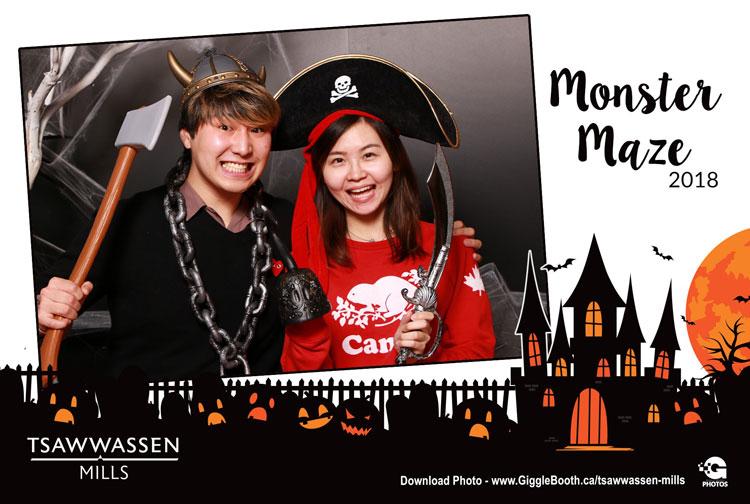 Tsawwassen Mills Halloween 2018