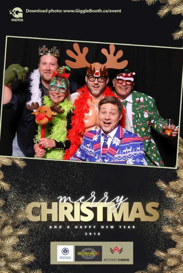 West Coast Cutting Christmas 2018