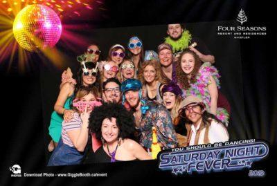Four Seasons Resort Whistler - Staff Party 2019