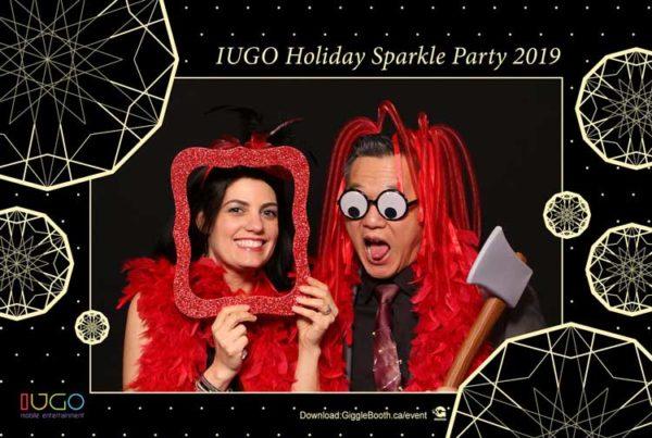 IUGO Staff Party 2019