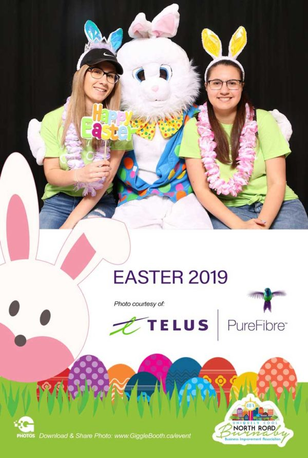 North Road Burnaby BIA Easter 2019