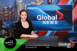 Global BC – Corus UPFRONT 2019