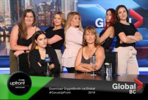 Global BC Corus UpFront Vancouver 2019
