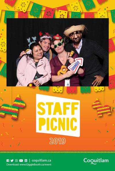 City of Coquitlam Staff Picnic 2019