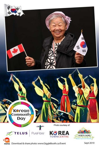 Korean Day 2019 With North Road Burnaby BIA
