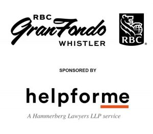 RBC GRANFONDO WHISTLER 2019 – HELPFORME IS PROUD TO BE THE 2019 OFFICIAL LEGAL PARTNER