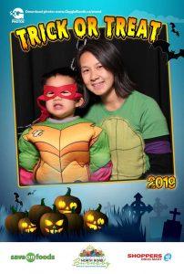 Burnaby Road North Halloween 2019