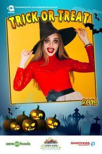 North Road Burnaby - Halloween 2019