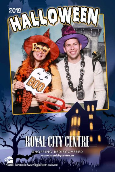 Royal City Centre Halloween 2019