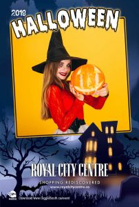 Royal City Centre - Halloween 2019