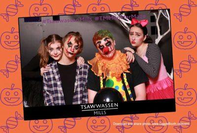 Tsawwassen Mills Halloween Maze 2019