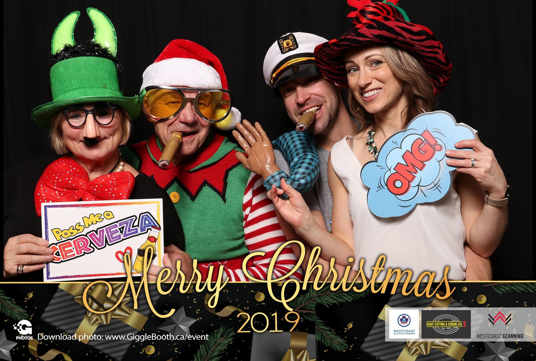 West Coast Cutting - Christmas 2019
