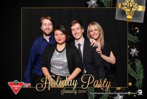 Canadian Tire 2020 Holiday Party