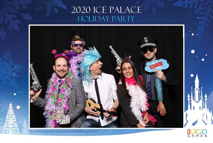 IUGO Holiday Party - Ice Palace