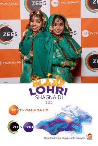 ZeeTV Lohri Shangna Di 2020
